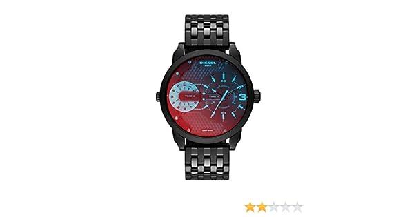 Diesel Reloj de Pulsera DZ7340: Amazon.es: Relojes