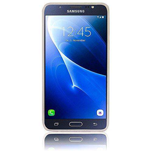 Samsung Galaxy J7 2016 diente de león Funda protectora de silicona Funda protectora suave Funda protectora contra el parachoques Funda protectora para teléfono móvil Funda protectora para teléfono móv Elefante volador