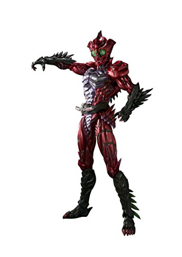 S.I.C. Masked Rider Amazons Amazon Alpha About 190 mm ABS & PVC Painted Movable Figure