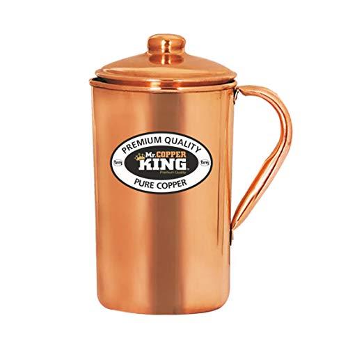 Mr.Copper King Water Jug Plain 1000ml