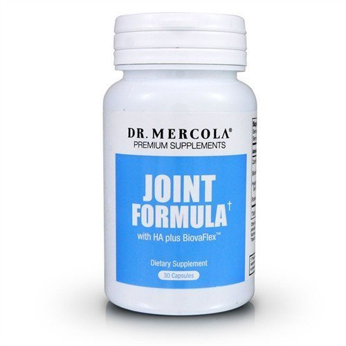 Dr Mercola Joint Formula - 30 Capsules - Advanced Joint Care Supplement - Chondroitin and Glucosamine Free - Premium Dietary Supplement