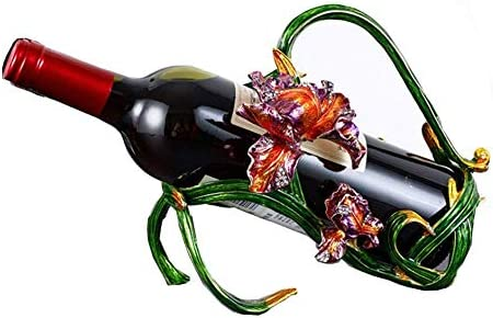 ? Wine holder painting: every detail ensures the perfection of the work, and it won't fade for a lon