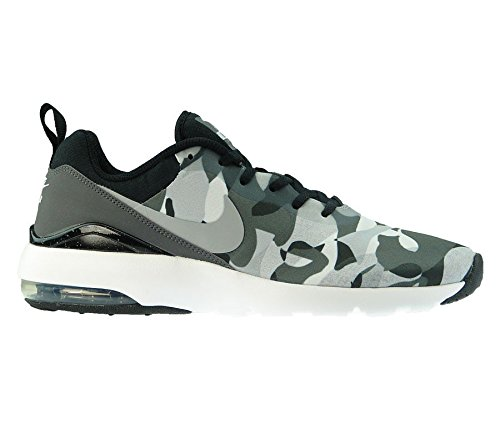 Nike, Uomo, Air Max Siren Print, Tessuto tecnico, Sneakers, Grigio