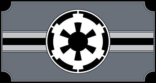 Star Wars Flag | Galactic Empire | 2.5×4 Ft / 75×125 cm | Long Lasting Flag