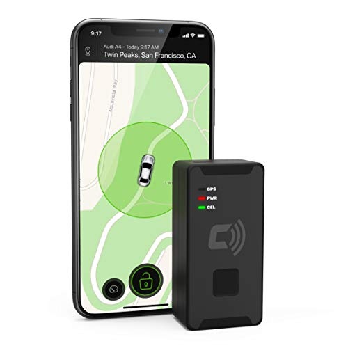 CARLOCK Portable - Advanced Multi-Purpose 3G GPS Tracking System. Monitor The Location of Your Trailer, Tools, Equipment, Luggage, Children. Real-Time Notifications Through an Easy-to-Use Phone App.