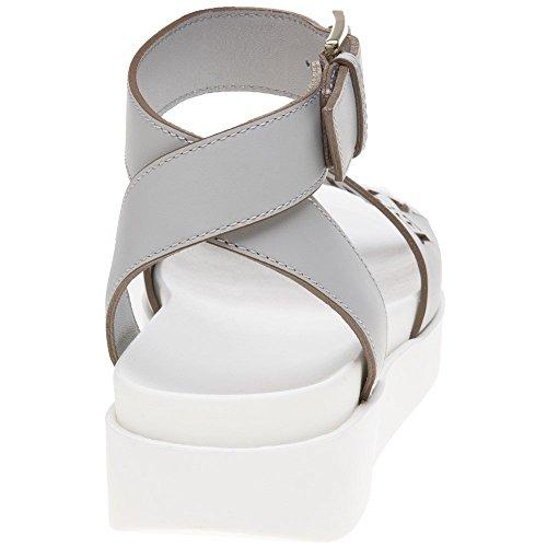 Emporio Armani Logo Découpé Deux Sandales Partie Niveau De Diplôme Damen