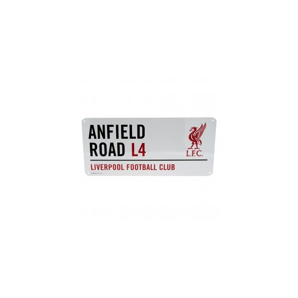Anfield Street Sign – Liverpool FC