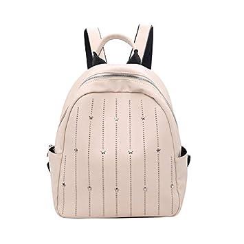 ebad4e1e7e5c Amazon.com: Pinleg Small Backpack New Designer Fashion Women ...