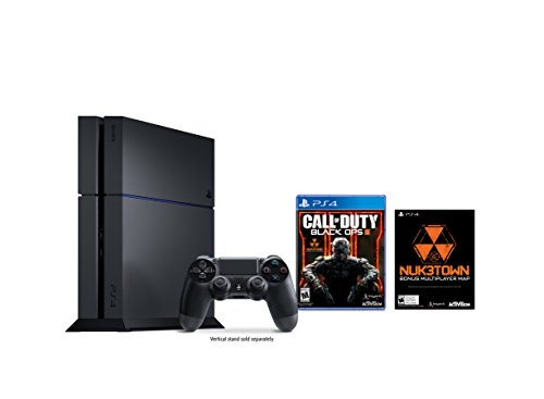 PS4 500GB Call of Duty: Black Ops 3 Bundle - Bundle Edition