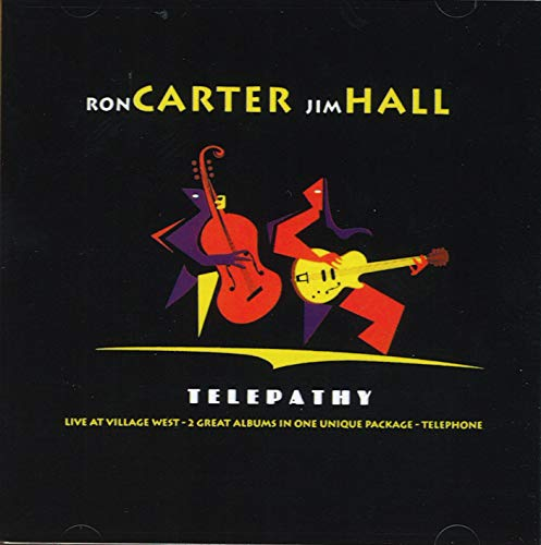Telepathy (Ron Carter Best Albums)