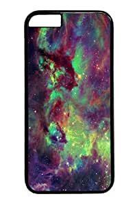 For Samsung Galaxy S6 Case Cover and Cover -Seahorse Nebula PC For Samsung Galaxy S6 Case Cover and iFor Samsung Galaxy S6 Case Cover inch Black