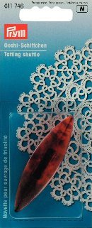 Prym 611746 Tatting shuttle