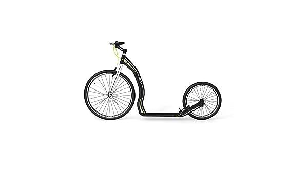 Yedoo Patinete/Roller trexx 26/20 Black Cuerpo de aluminio ...