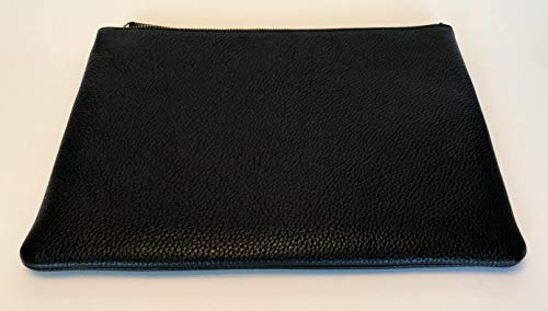 Black New Black Street Kate Ash Gia Spade York Clutch Leather WLRU5024 ZOPawzqxPn