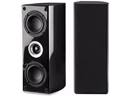Pinnacle Speakers USA   BD 200 3 Element Audiophile LCR Design Ideal For  Front,