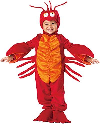 Lil Lobster Toddler Costume - Toddler ()