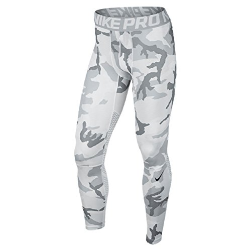 Amazon.com : Nike Mens Pro Hypercool CAMO Print Tights White/Wolf Grey/Black  Extra Extra Large : Sports & Outdoors