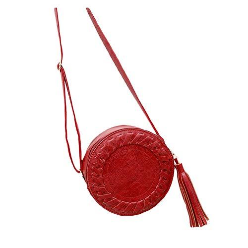 Red Borsa Cplapli A Marrone Spalla Donna wXHAH0q