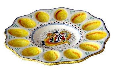 RAFFAELLESCO: Round egg tray [#1208-RAF]