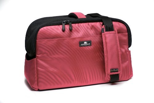 Sleepypod Small Pet BLOSSOM PINK Atom Animal Dog or Cat Traveler Carrier