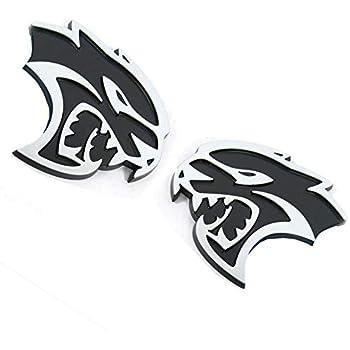 Amazon.com: Emblema lateral izquierdo derecho para Chrysler ...