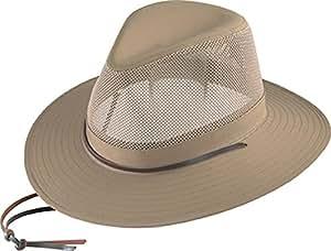 Henschel Men's Outback Hat, Khaki, Large