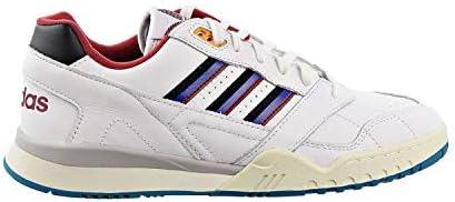 adidas A.R. Trainer Future White & Core Burgunderrot