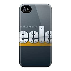 High Quality GAwilliam Pittsburgh Steelers Skin Case Cover Specially Designed For Iphone - 4/4s