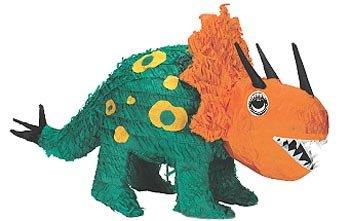 Triceratops Dinosaur Pinata Party Supplies Activities ()