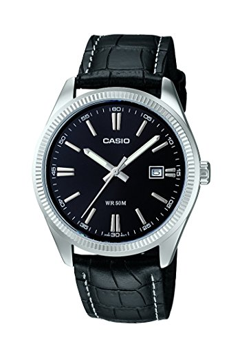 Casio Collection Herren-Armbanduhr Analog Quarz MTP-1302PL-1AVEF