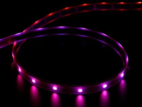 Price comparison product image Adafruit DotStar Digital LED Strip - Black 30 LED - Per Meter - BLACK [ADA2237]