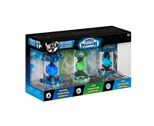 Skylanders Imaginators Creation Crystal 3-PK #2 by Activision