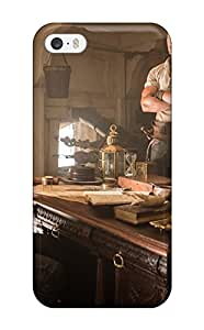 Shock-dirt Proof Black Sails Case Cover For Iphone 5/5s