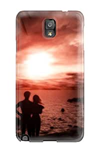 For Galaxy Note 3 Tpu Phone Case Cover(romantic Loves)