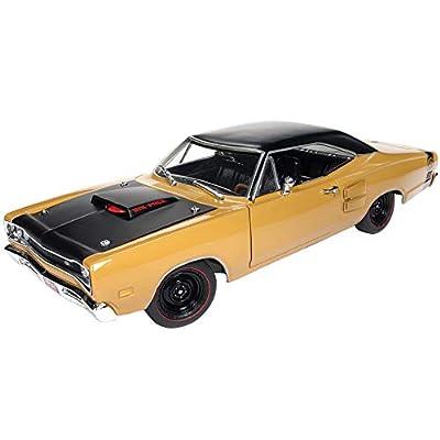 American Muscle AMM1172 1969.5 Dodge Super Bee Hardtop (Class of 1969) 1:18 Scale Diecast Model Car: Automotive