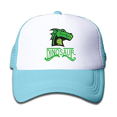 girl-cartoon-dinosaur-adjustable-snapback-mesh-hats-skyblue-one-size