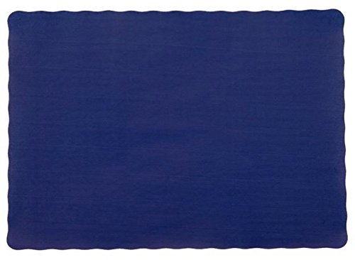 25-Paper-Placemats-10-X-14-Dinner-Size-26-Colors-Navy-Blue