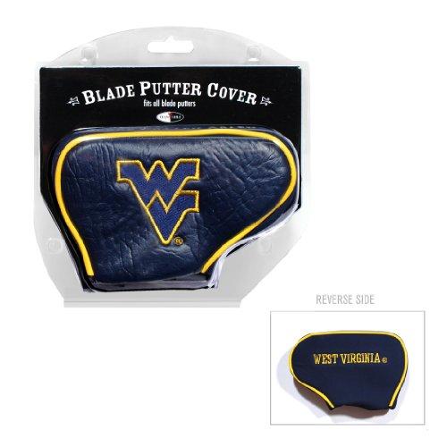 (Team Golf NCAA West Virginia Mountaineers Blade Putter Cover)
