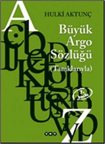 Turkish Slang Dictionary Amazon Co Uk Aktunc Hulki