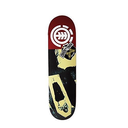 Margera Bam Decks Skateboard (Element KOTR Evan Coffin Deck)