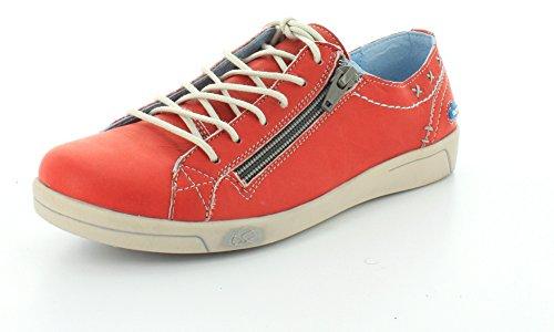 Moln Kvinna Aika Sneaker Röd