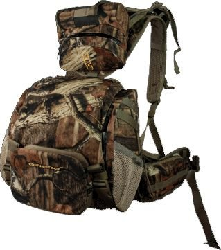 Eberlestock Tailhook Lumbar Pack w/Ripcord Tether, Hide Open Western Slope G29HP, Outdoor Stuffs