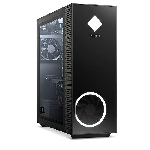 HP OMEN GT12-0001ng – Ordenador de sobremesa, Color Negro 2TB HDD + 512GB SSD
