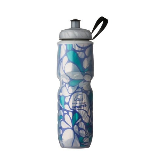 Polar Bottle Liquid Motion Insulated Water Bottle, 24-Ounce - Motion Water Sports