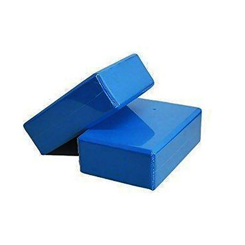 Bargain house premium yoga blocks high density eva foam for Foam blocks for building houses