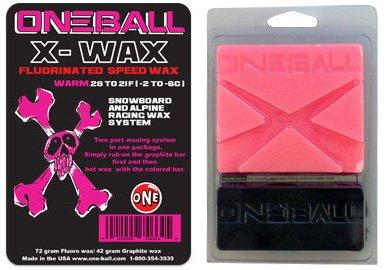 OneBallJay X-Wax Warm, 110g -