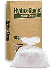 USG HYDROSTONE TB 10 lb Bag - Gypsum Cement - Extremely Hard, High Compressive Strength, Fine Detail