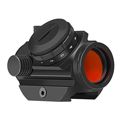 Feyachi RDS-22 Micro Red Dot Sight - 2 MOA Compact Red Dot Scope 1 x 22mm (Best Micro Red Dot For Pistol)