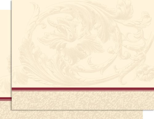 UPC 601952433603, Masterpiece Architecture Tri-fold Brochure - 100 Sheets