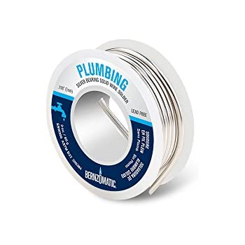 BernzOmatic SSW300 3 oz. Lead Free, General Purpose/Plumbing Solder